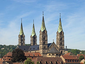 Bamberg indre by
