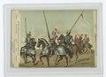 Bande d'ordonnance de Charles - Qunt, 1543. Écuyer; Homme d'armes; Archer; Page; Trompette (NYPL b14896507-84272).tiff