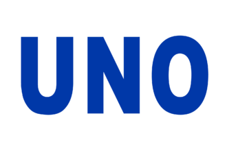 National Opposition Union - The UNO flag