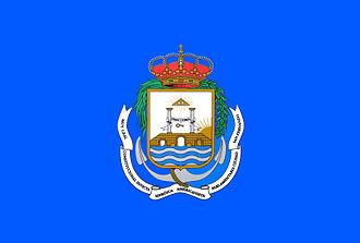 San Fernando, Cádiz - Image: Bandera de San Fernando