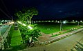 Bangabandhu Udyan - Bell's Park Barisal at night.jpg