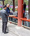 Banqi players at Temple of Heaven Park.jpg