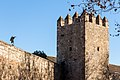 Barcelona - Drassanes Reials - Torre de Ponent 2017-12-27.jpg