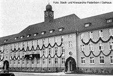 BarkerBarracks-Panzerkaserne 1939 StadtUndKreisarchivPaderborn