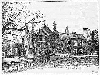 Ambrose Barlow - Barlow Hall, 1910