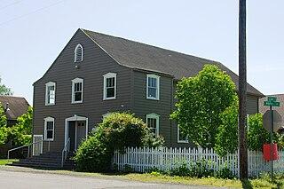 Barlow, Oregon City in Oregon, United States