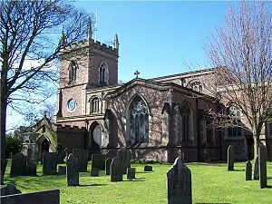 Barrow upon Soar - Barrow Upon Soar parish church