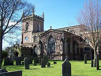 Barrow upon Soar - Barrow Upon Soar parish church