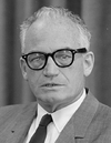 Senador Barry Goldwater do Arizona.