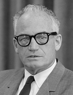 United States presidential election in New Hampshire, 1964 - Image: Barry Goldwater