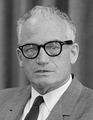 Senator Barry Goldwater of Arizona
