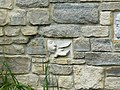 Bas-relief, River Wall, Calne - geograph.org.uk - 810925.jpg