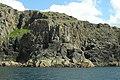 Basalt dyke below Aird Mheadhonach - geograph.org.uk - 1462846.jpg