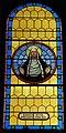 Baselga di Piné, chiesa di Santa Maria Assunta - Vetrata 01.jpg