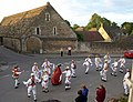 Bathampton Morris Men at Lacock - geograph.org.uk - 1334372.jpg