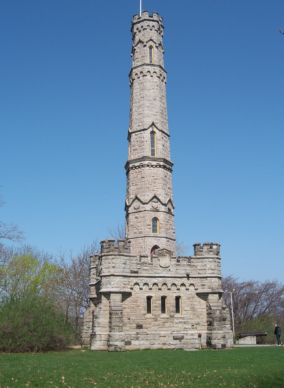 Battle of Stony Creek Monument, Stony Creek