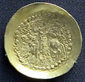 Battriana, monete d'oro del IV secolo 17.JPG