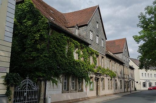 Markgräfliche Münze, Bayreuth, Münzgasse 9
