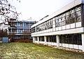 Bayreuth, Uni-Campus, Geo I und Geo-Bibliothek.jpg