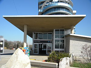Bayview Sheppard entrance.JPG