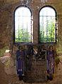 Bazentin (chapelle du cimetière) céramique de Maurice Dhomme 05.jpg