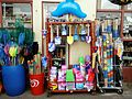 Beach toy display at Broadstairs Kent England.jpg