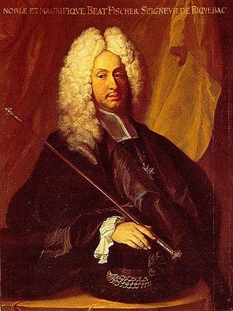 Johann Rudolf Huber - Image: Beat Fischer