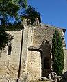 Beaumont les Valence, Drôme, France. Eglise-Temple un rare exemple oecuménisme 04.jpg