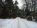 Beberbeķu street, NEward, outskirts of Riga, January 2012 - panoramio.jpg