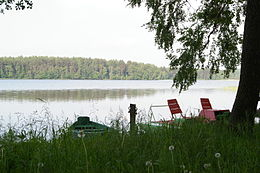 Bebrusai lake Lithuania.JPG