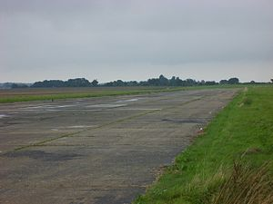 Beccles Airport - Image: Beccles Airport in 2007