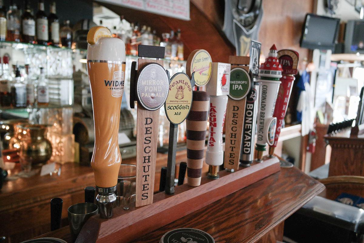 Beer on Tap at Kenton Station.jpg