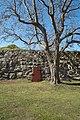 Befästningsmuren mot sjösidan i Karlskrona - KMB - 16001000100684.jpg