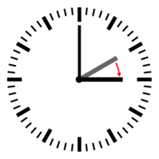 When IDT starts, clocks advance from 02:00 to 03:00. Begin CEST Transparent.png