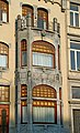 Belgique - Bruxelles - Maison du lieutenant de Lannoy - 02.jpg