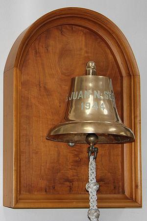 Juan Seguín - Image: Bell ss juan n seguin
