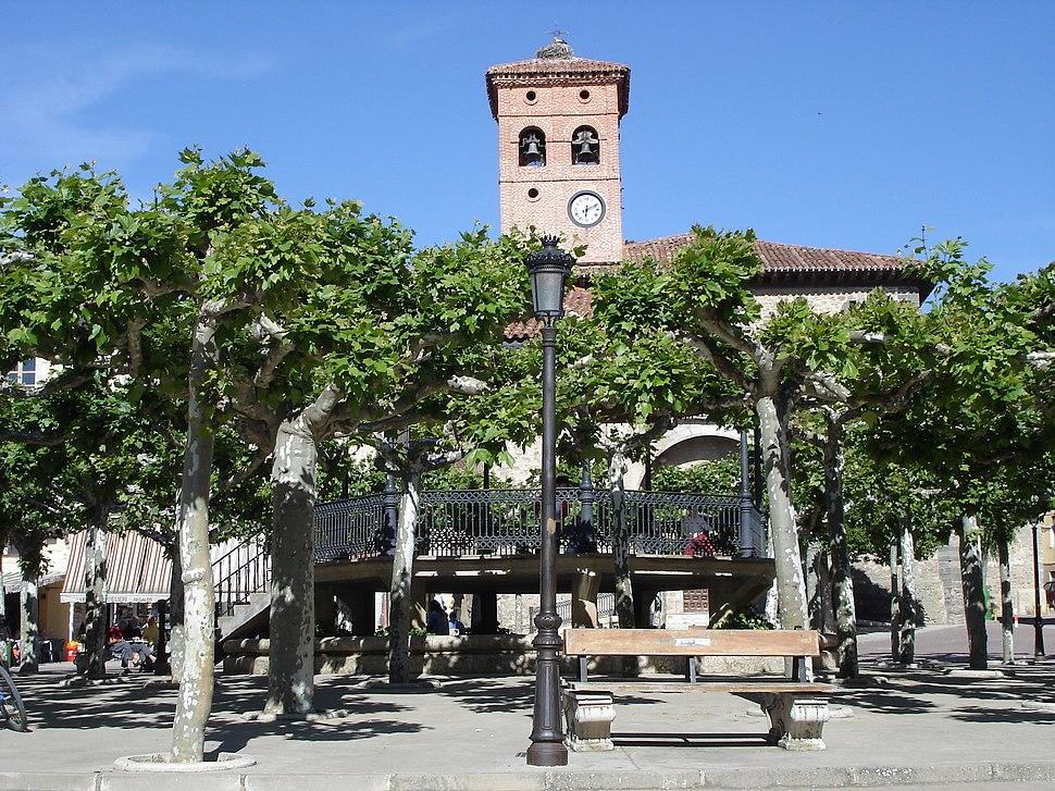 Belorado Plaza Mayor