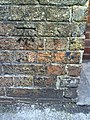 Benchmark on wall of Princes Street - geograph.org.uk - 2092097.jpg