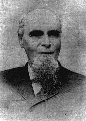 Count Noble - Benjamin Frederick Wilson, Count Noble's owner