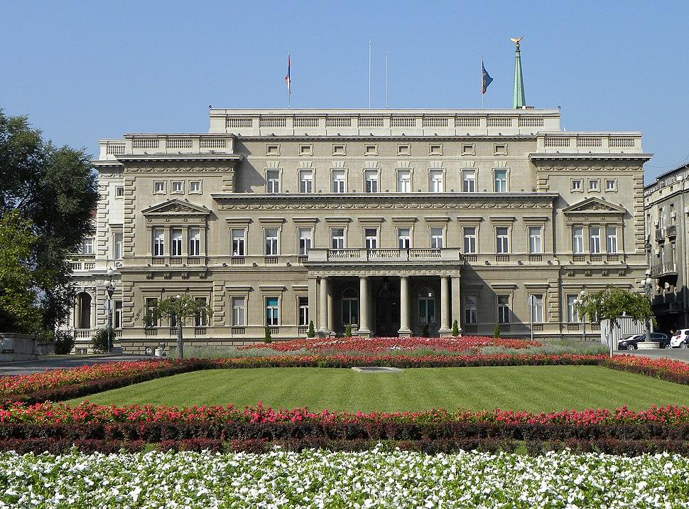 Beograd Zgrada Starog dvora Dragoslava Jovanovica 2
