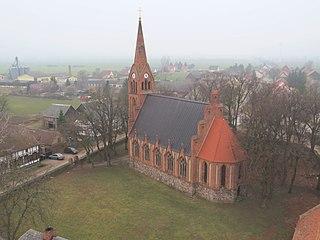 Bergholz, Mecklenburg-Vorpommern Place in Mecklenburg-Vorpommern, Germany