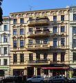 Berlin, Kreuzberg, Bergmannstrasse 3, Mietshaus.jpg