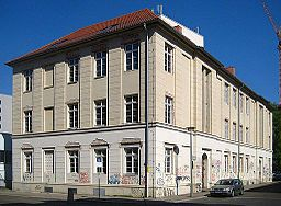 Berlin, Mitte, Hirtenstrasse 4, Communal-Armenschule