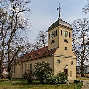 Kladow - Village church