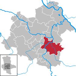 Bernburg (Saale) in SLK