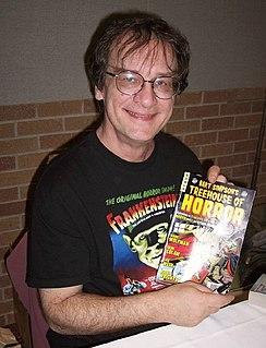 Bernie Wrightson American illustrator and comic artist