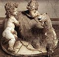 Bernini-goat with infants.JPG