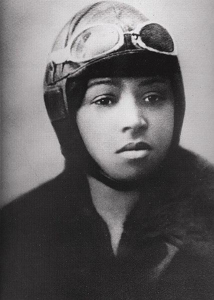 File:Bessie Coleman, First African American Pilot - GPN-2004-00027.jpg
