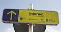 Betanzos - Señal de Internet - Internet Sign - 01.jpg