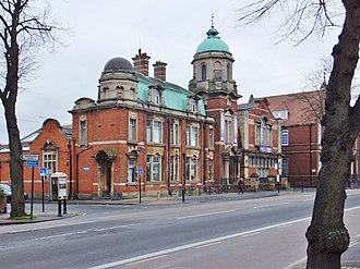 Stepney, Kingston upon Hull - Image: Beverley Road baths, Stepney (2), Hull